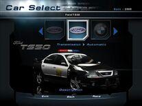 NFSHP2 Car - Ford Falcon TS50 Pursuit PC