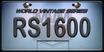 WorldLicensePlateRS1600