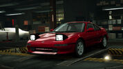 NFSW Toyota MR-2 Red