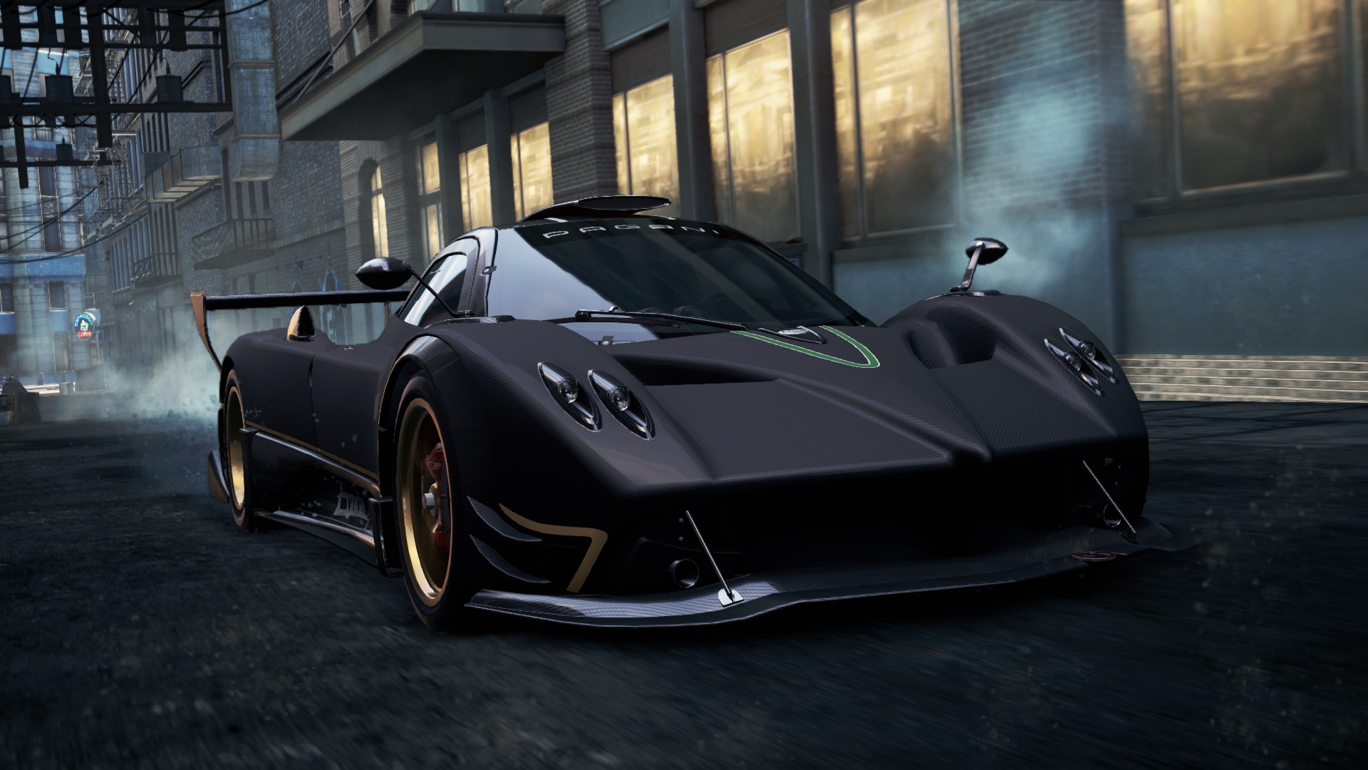 Pagani Zonda R | Need for Speed Wiki | FANDOM powered by Wikia