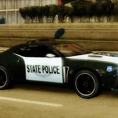 State Muscle Cruiser