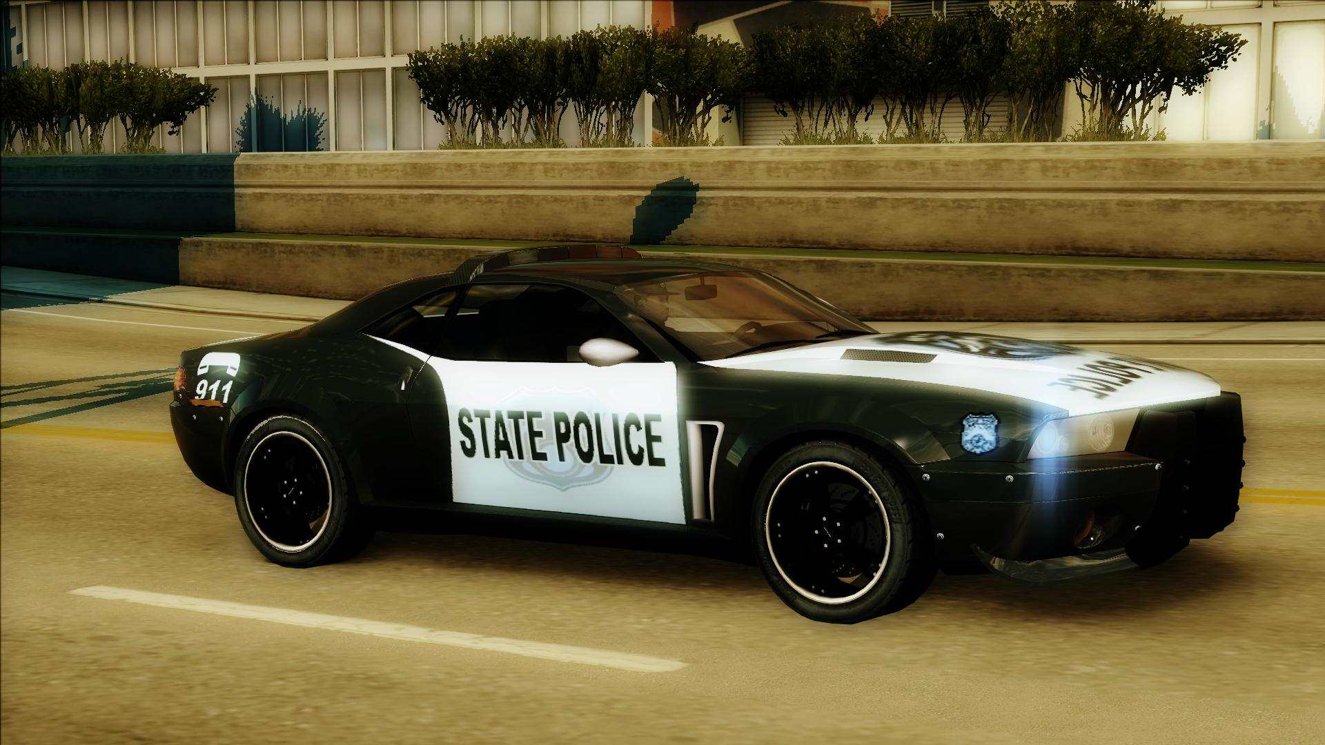 Police State Muscle Cruiser | Need for Speed Wiki | FANDOM powered ...