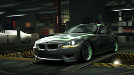 NFSW BMW Z4 M Coupe Limited