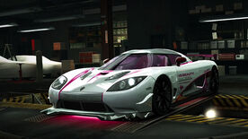 NFSW Koenigsegg CCXR Edition Beauty