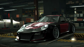 NFSW Porsche 911 Turbo Rose