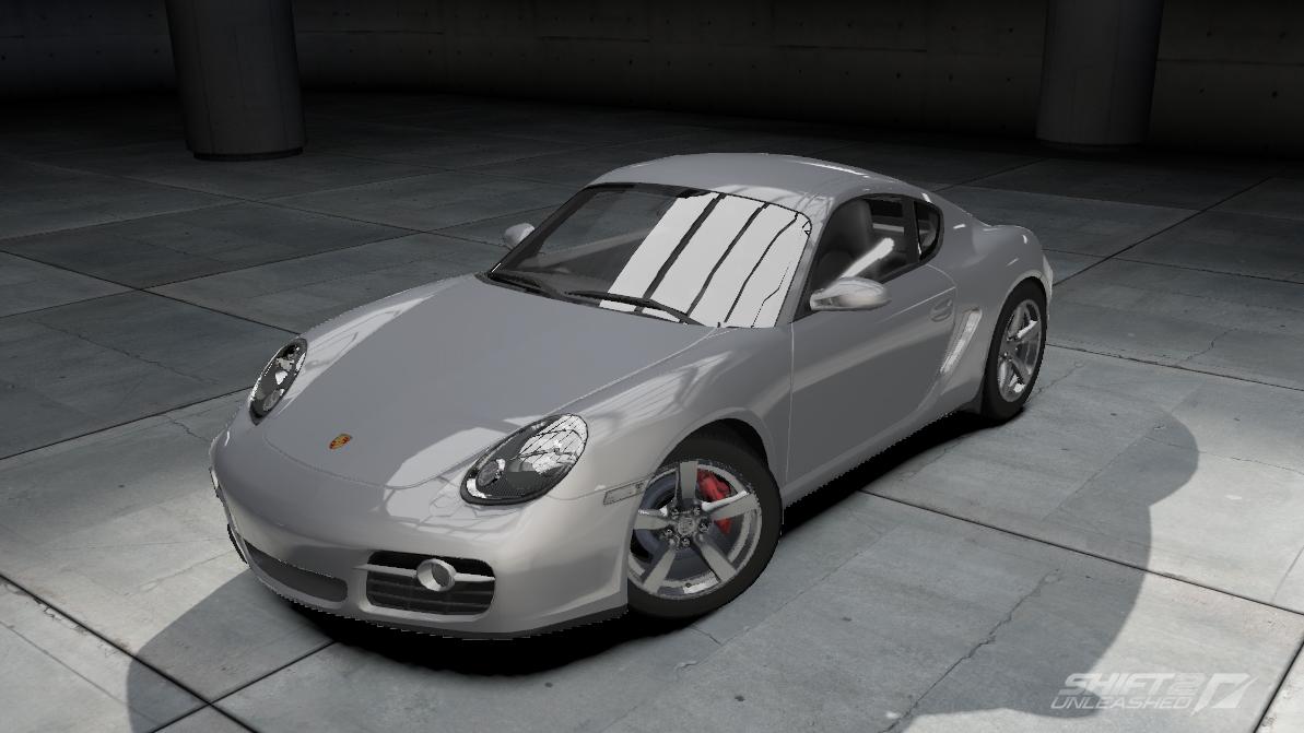 Porsche Cayman S 2005 Need For Speed Wiki Fandom