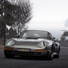 Need for Speed: Hot Pursuit (2010)<br /><small>(Pojazd wyścigowy - <i>Porsche Unleashed</i> Pack)</small>