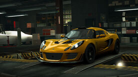 NFSW Lotus Exige Cup 260 Orange