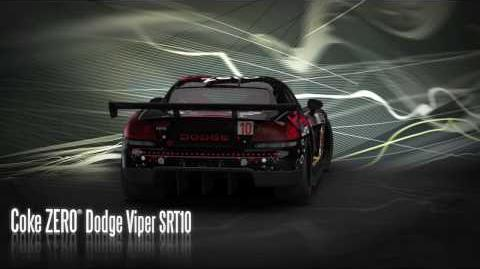 Coke ZERO Dodge Viper SRT10