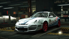 NFSW Porsche 911 GT3 RS 997 Seacrest County Police