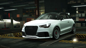 NFSW Audi A1 clubsport quattro Worthersee