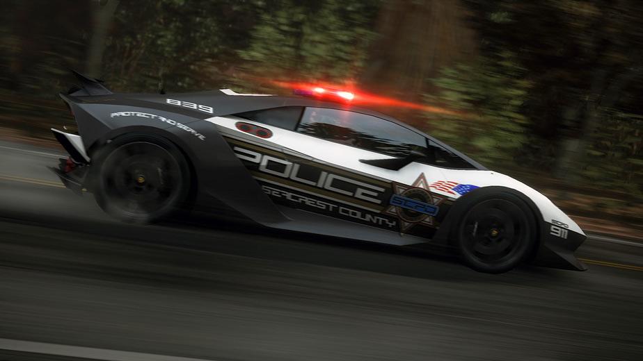 Need For Speed Rivals Lamborghini Sesto Elemento