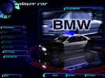 NFSHS BMW M5 E39 Police
