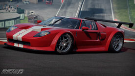 Ford GT Shift 2 Unleashed
