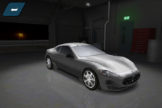 Maserati Gran Turismo S Shift 2 Unleashed Mobile