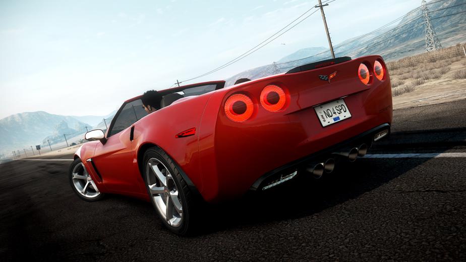 Chevrolet Corvette Grand Sport C6 Need For Speed Wiki Fandom