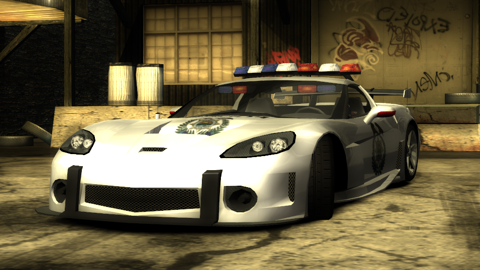Police Federal Cruiser | Need for Speed Wiki | FANDOM