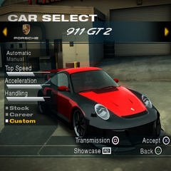 Need for Speed: Undercover<br /><small>(PlayStation 2 - Niestandardowy)</small>