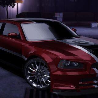 Dodge Charger SRT-8<br /><small>(Poziom 2; nieużywany)</small>
