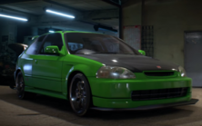 Civic Cars Customization