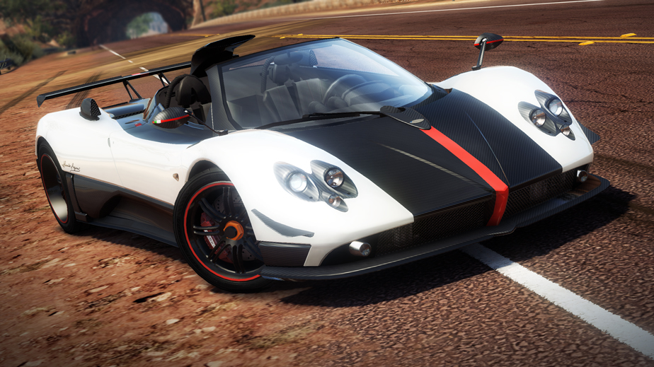 Pagani Zonda Cinque Roadster Need For Speed Wiki Fandom Powered