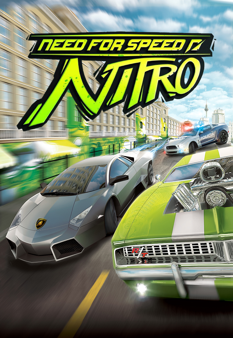 Need For Speed Nitro Need For Speed Wiki Fandom