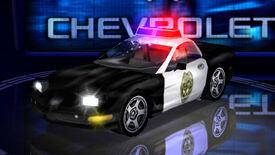 NFSHS PC ChevroletCorvette Pursuit