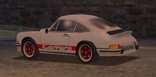PorscheUnleashed Porsche911CarreraRS2.7