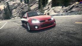 NFSE Renault Clio V6