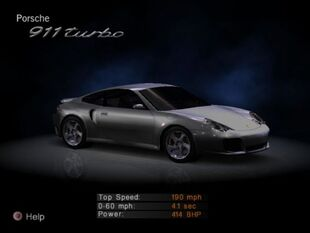 Porsche 911 Turbo (996)
