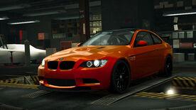 NFSW BMW M3 GTS Orange