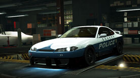 NFSW Nissan Silvia S15 Touge Cop