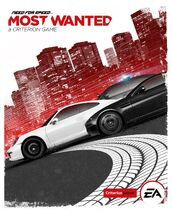 Need for Speed - Most Wanted (2012) Cover Art-0