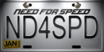 WorldLicensePlateND4SPD