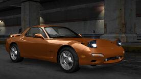 NFSUG Mazda RX7 Stock