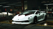 NFSW Lamborghini Sesto Elemento Matte White