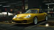 NFSW Porsche 911 GT2 996 Yellow