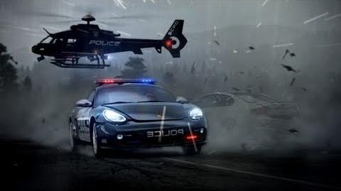 Need for Speed Hot Pursuit - Ultimate Cop