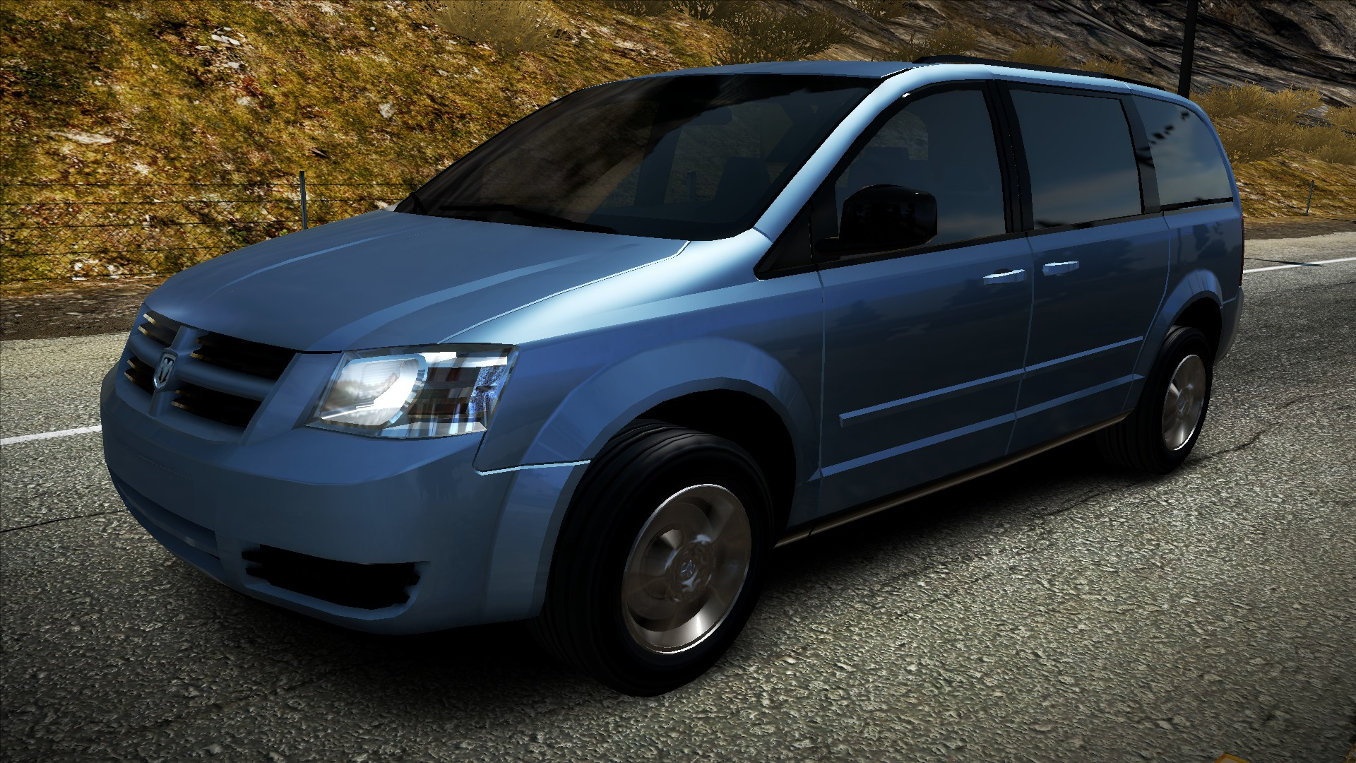 450705a9004b88 Dodge Grand Caravan SE (Gen. 5)