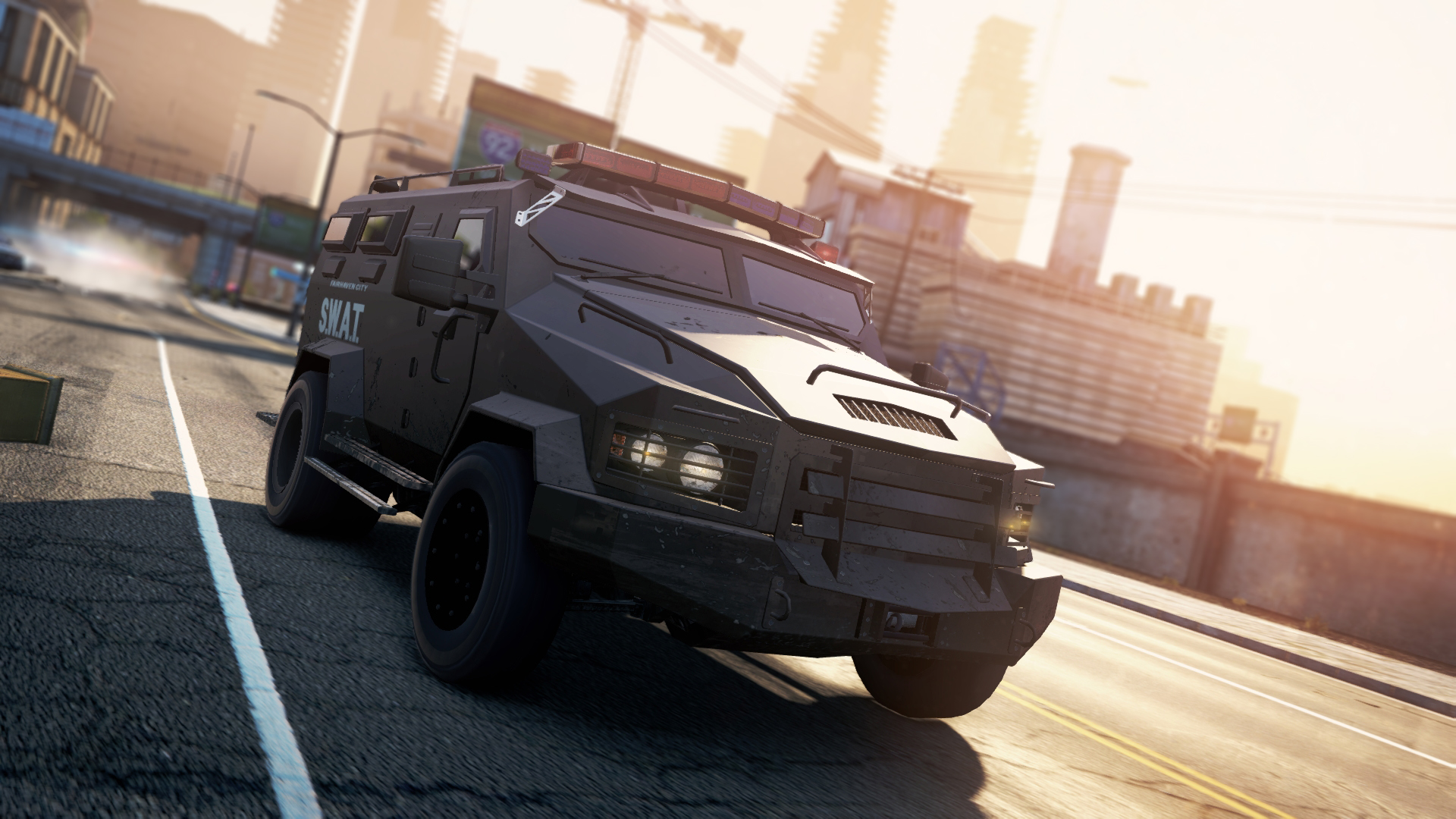 Swat Truck Need For Speed Wiki Fandom Powered By Wikia