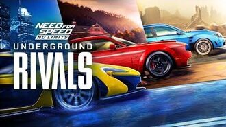 NFSNL - Introducing Underground Rivals