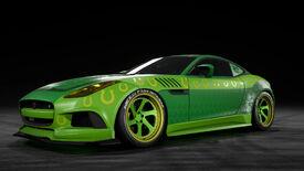 NFSPB JaguarFTypeR Lucky Garage