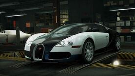 NFSW Bugatti Veyron 164 Blue