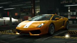 NFSW Lamborghini Gallardo LP550-2 Valentino Balboni