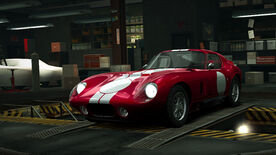 NFSW Shelby Cobra Daytona Coupe Red