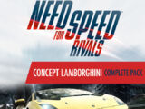 Need for Speed: Rivals/Concept Lamborghini Complete Pack