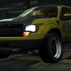 <i>Need for Speed: World</i><br /><small>(<i>Rex</i>)</small>