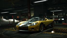 NFSW Koenigsegg CCX Achievement