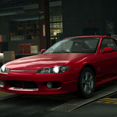 Need for Speed: World<br /><small>(Czerwony)</small>