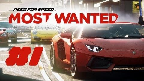Let's Play Need for Speed Most Wanted Deutsch Full-HD - EA Event Teil 1 Singleplayer